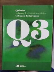 Livro Química - Volume 3 Química Orgânica Usberco & Salvador