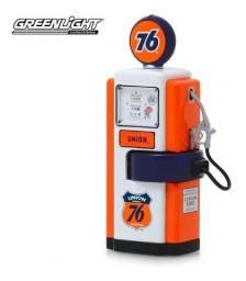Gás Pump Vintage Greenlight 76 - Original