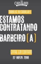 Título do anúncio: Vagas para barbeiros(as)