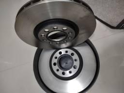 Título do anúncio: Disco de freio dianteiro de Jeep Compass/Renegade Fiat Toro ano 15/18