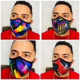 Máscaras com respirador
