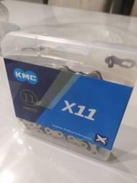 Corrente KMC x11 11 velocidades 118 elos