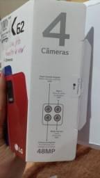 LG k62 novo na caixa um mês de uso