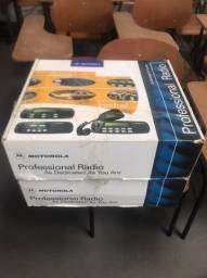 Radio Profissional  Motorola PRO3100 Novo