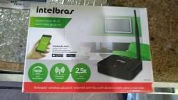 Roteador Wireless WRN 150 Intelbras R$ 70