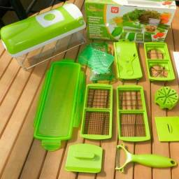 Fatiador de legumes, frutas e verduras