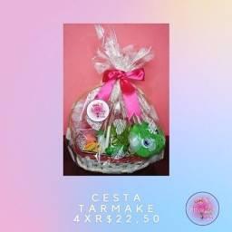 Cesta TarMake - Maquiagem Presente