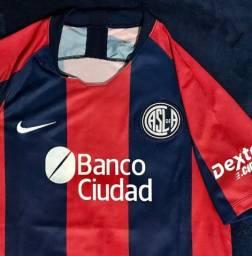 Vendo Camisa San Lorenzo