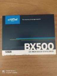 HD SSD CRUCIAL 120/240