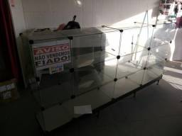 Vitrine de vidro/balcão de loja