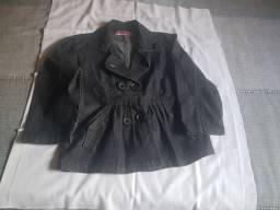 Casaco jeans