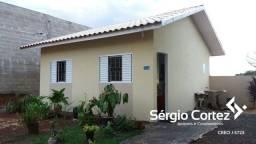 Título do anúncio: Casa com 2 quartos - Bairro Jardim Urupês em Campo Mourão