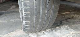 Título do anúncio: Rodas 17 pneu 215 45  é 4 furos só mente