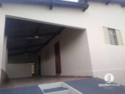 Título do anúncio: Casa com 3 dormitórios à venda, 115 m² por R$ 252.000,00 - Parque das Primaveras - Anápoli