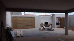 Casa Nova Moderna ( em fase término da obra)