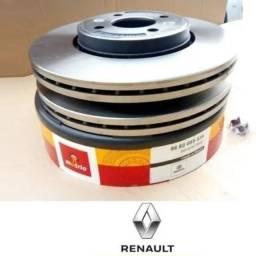 Disco Freio Dianteiro Renault Megane original