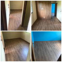 Instalação e manutenção de piso laminados