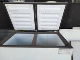 Freezer 420 Lt 2 tampas
