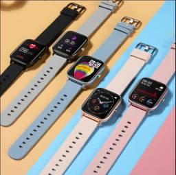 Smartwatch Colmi P8 SE diversas cores