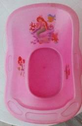 Banheira das princesas