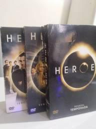 Box DVD Série Heroes