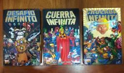 Marvel Deluxe - Saga do Infinito