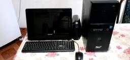 Computador barato Semi novo com peças originais