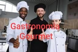 Vagas para profissionais da área de Gastronomia