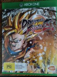 Jogo Dragon ball z fighters