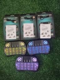Mine Teclado Controle LED