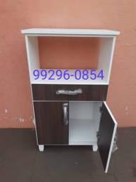 Armário microondas novo em MDF Entrego grátis