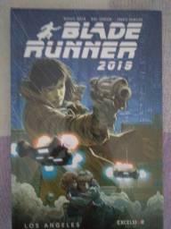 Livro Blade Runner novinho com plástico