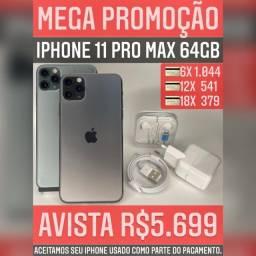 iPhone 11 Pro Max 64GB PROMOÇÃO