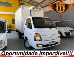 Hyundai Hr c/Bau Refrigerado -5°C 2.5 turbo Diesel Completa -Ar 2014 Autos RR