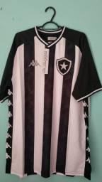 Camisa do Botafogo Listrada Masculina 2020