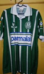 Camisa do Palmeiras Parmalat 1994 RELÍQUIA