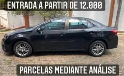 Título do anúncio: Toyota Corolla 2.0 (PARCELAMOS)