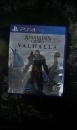 Assassin's creed valhalla PS4 (usado)