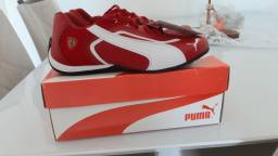 Tênis Puma Ferrari