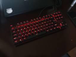 Teclado gamer Redragon Kumara K552