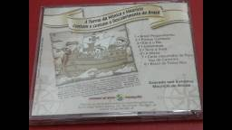 Cd Turma Da Mônica - O Descobrimento Do Brasil