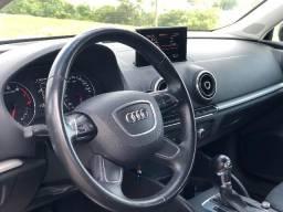 Audi A3 1.4 Aut Preto - 2014