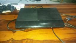 Playstation 3 travado R$ 550,00