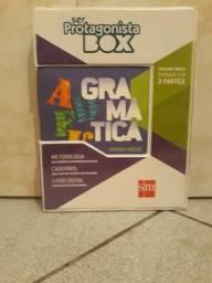 Ser protagonista - box gramática
