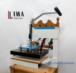 Prensa Térmica Compacta Print - funciona