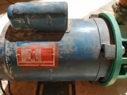Motor indução monofásico
