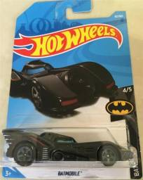 Batmobile - Hot Wheels