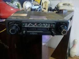 Radio toca fita fusca
