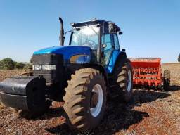Trator New Holland TM7040 ano 2012