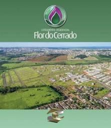 Entrada Facilitada (12 X) - Residencial Flor do Cerrado - Lotes à Prestações - Anápolis-GO